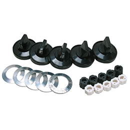 Gas Range Knob Replacement Kit