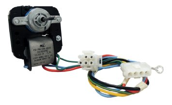 Sm4301 repair parts inc for Evaporator fan motor troubleshooting