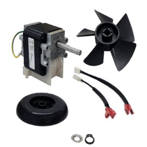 HVAC Draft Inducer Motor Replacement Kit