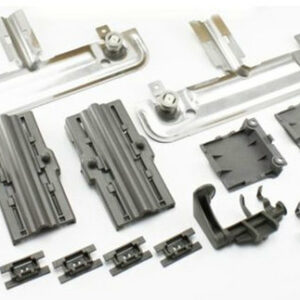 Dishwasher Dish Rack Adjuster Replacement Kit